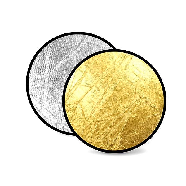Отражатель FST RD-021GS 110 золото/сереб...