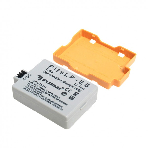 Аккумулятор Fujimi LP-E5
