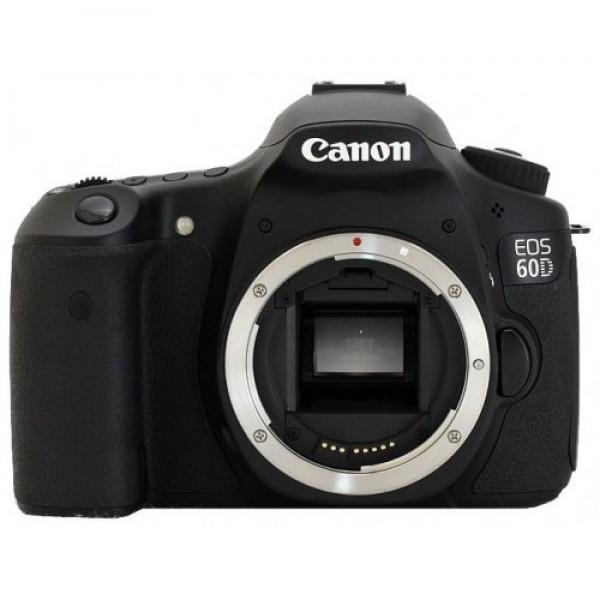 Зеркальный фотоаппарат Canon EOS 60D Bod...