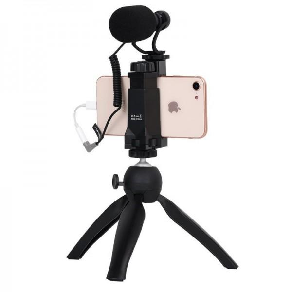 Микрофон для смартфона CoMica CVM-VM10-K...