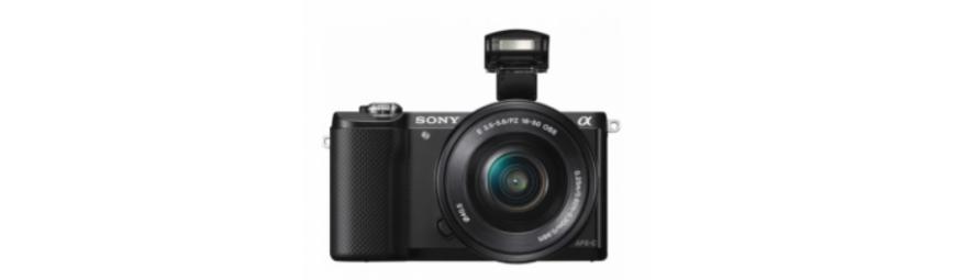 Фотоаппараты со сменной оптикой