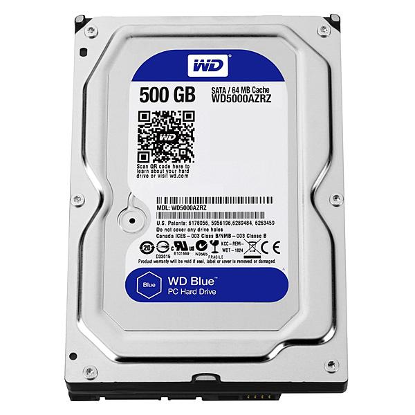 Жесткий диск HDD 500GB Western Digital (...