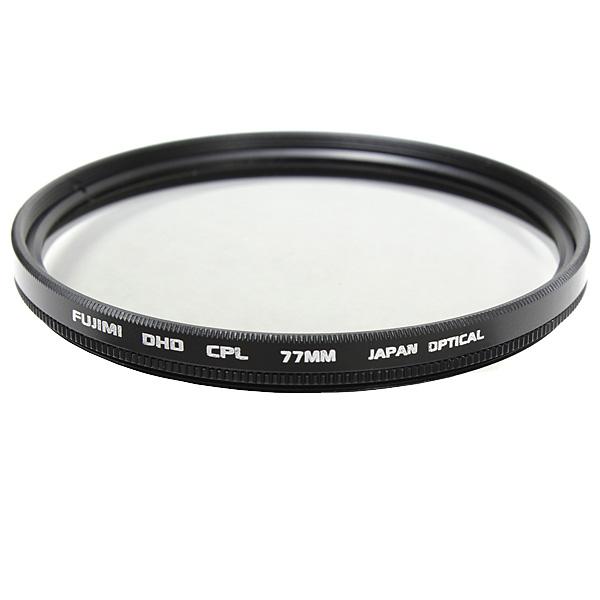 Поляризационный фильтр Fujimi CPL 77mm