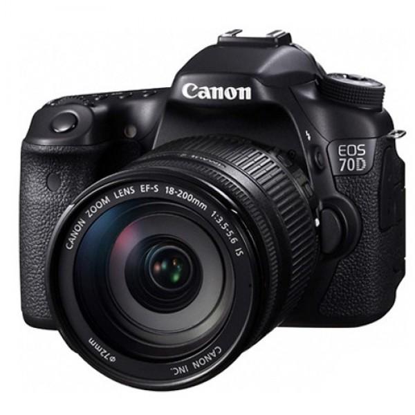 Зеркальный фотоаппарат Canon EOS 70D Kit...