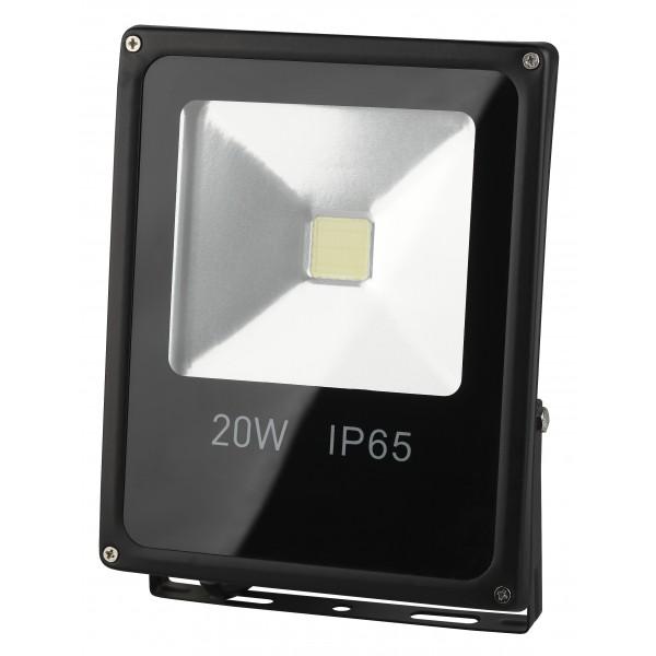 Прожектор светодиодный ЭРА LPR-20-6500К-...
