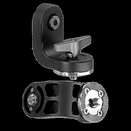 Крепление Tilta Nucleus-M Handle Grip Mount to Arri Standard Rosette Adapter (L/R)