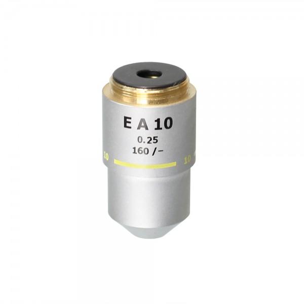 Объектив 10х/0,25 160/ - (М2) для микрос...