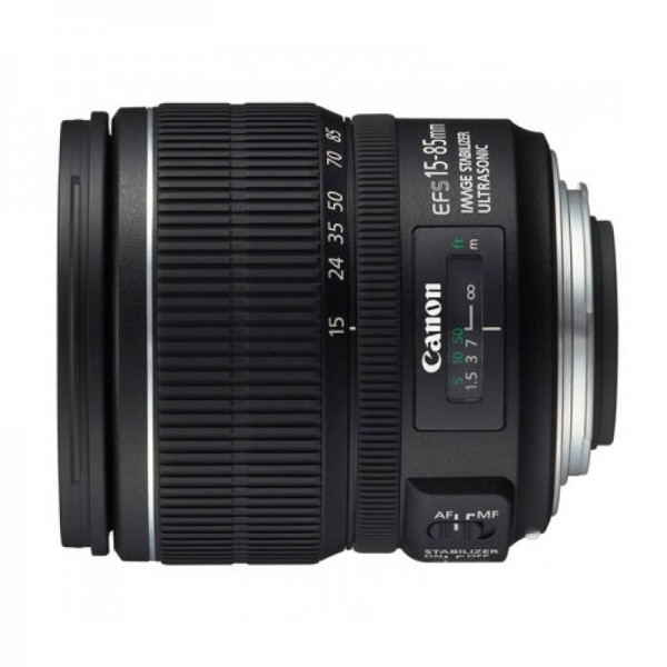 Объектив Canon EF-S 15-85mm f/3.5-5.6 IS...