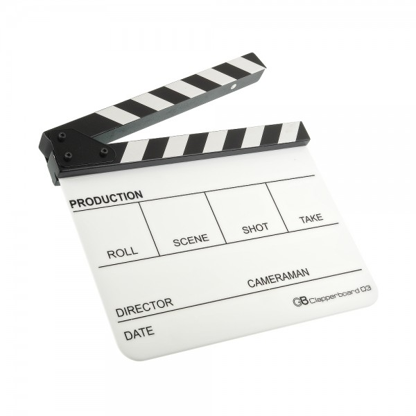 Кинохлопушка GreenBean Clapperboard 03