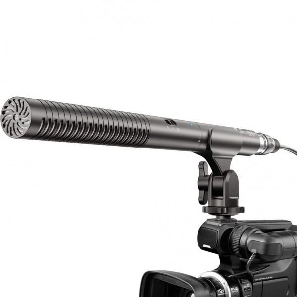 Профессиональный микрофон-пушка COMICA C...
