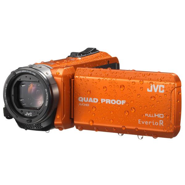 Видеокамера JVC Flash HD GZ-R415DE