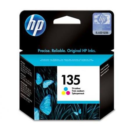 Картридж HP 135 C8766HE, многоцветный