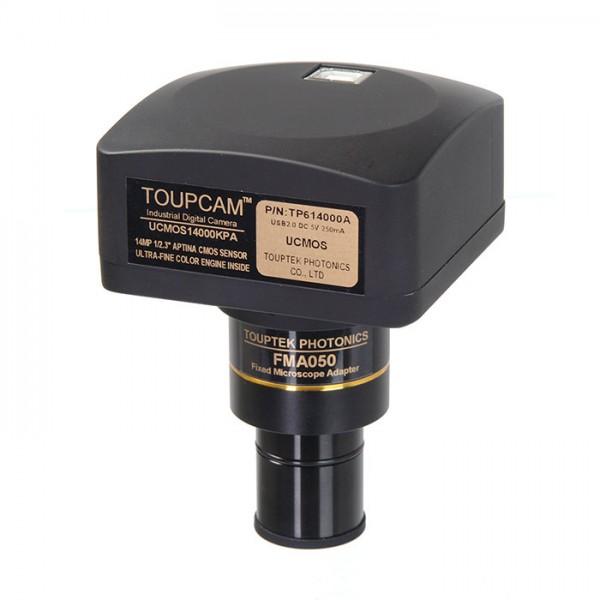 Видеоокуляр ToupCam 14.0 MP для микроско...