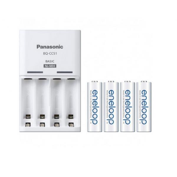 Зарядное устройство Panasonic Basic (K-K...