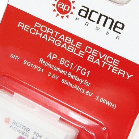 Аккумулятор AcmePower AP-NP-BG1