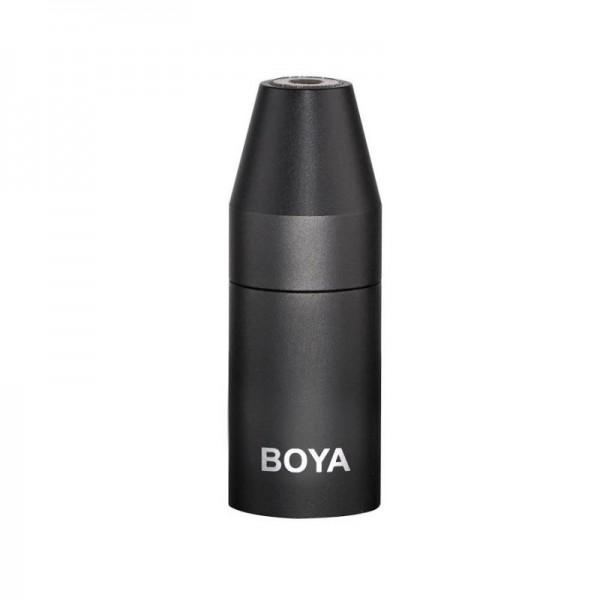 Конвертер Boya 35C-XLR (Mini-Jack в XLR)