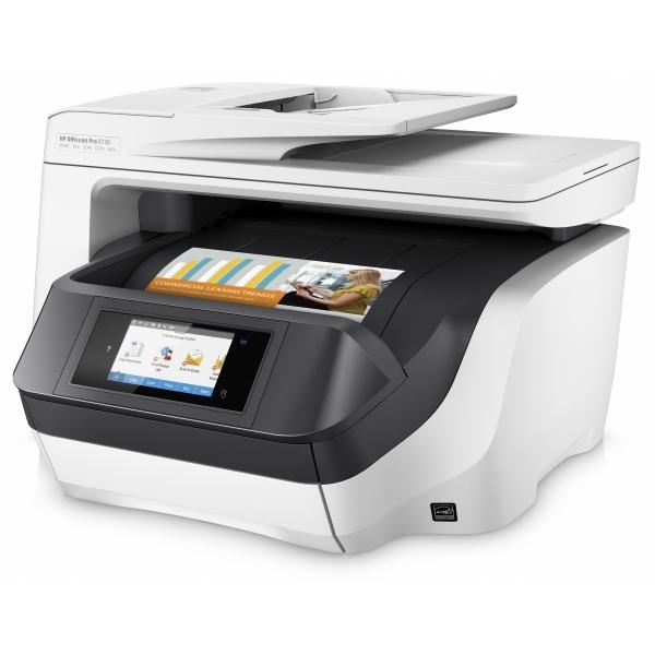 Струйное МФУ HP OfficeJet Pro 8730 All-i...