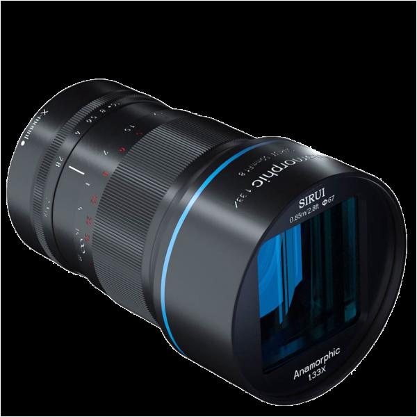 Объектив Sirui 50mm f1.8 Anamorphic Sony...