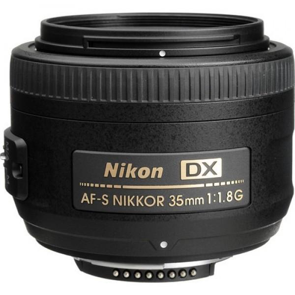 Объектив Nikon AF-S 35mm f/1.8G DX Nikko...