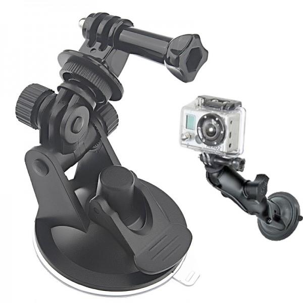 Крепление-присоска Zebra для камер GoPro...