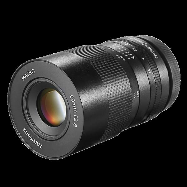 Объектив 7Artisans 60mm F2.8 Sony E Macr...