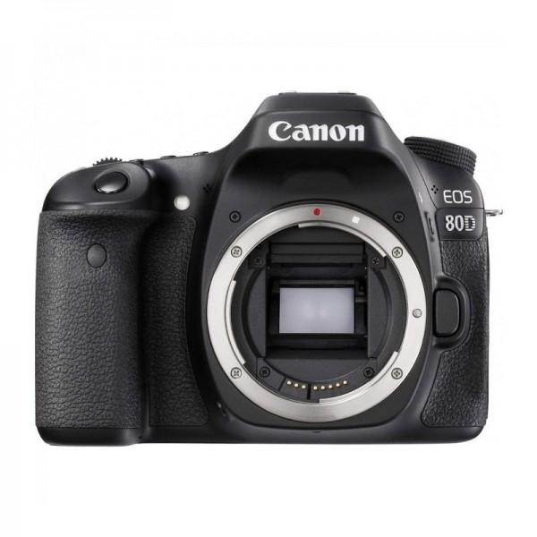 Зеркальный фотоаппарат Canon EOS 80D Bod...
