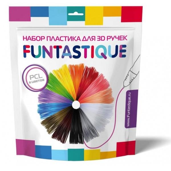 Пластик для 3D-ручек Funtastique PCL-PEN...