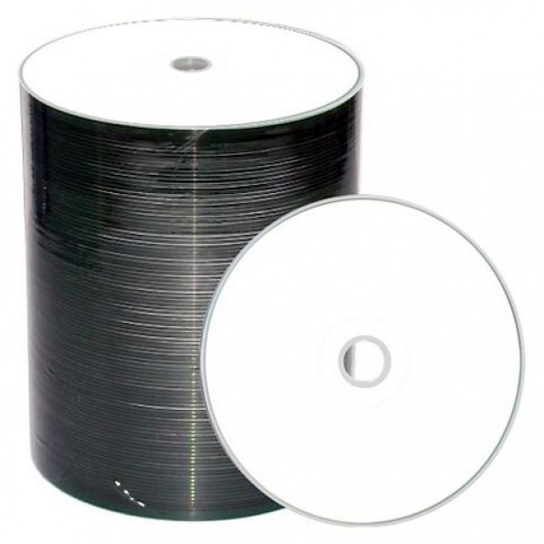 Диск DVD+R MIREX 4,7 Gb 16x Full Ink Pri...