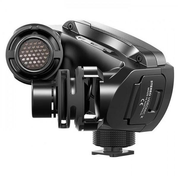 Микрофон RODE Stereo VideoMic Pro X