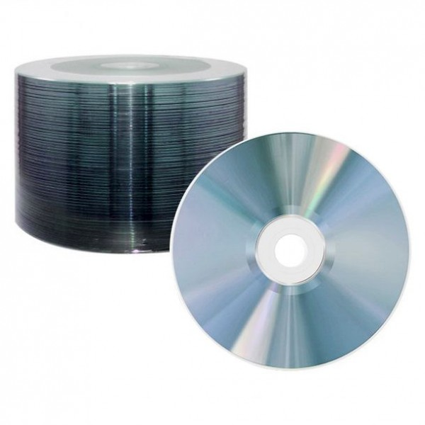 Диск Mirex DVD+R 4.7 GB 16x Blank 50 шт ...