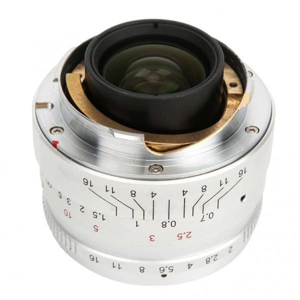 Объектив 7Artisans 35mm F2.0 Leica M Mou...