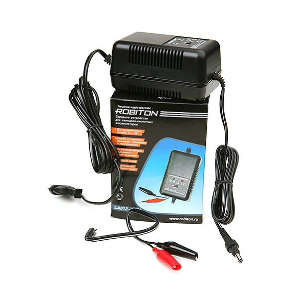 Зарядное устройство Robiton LA612-1500