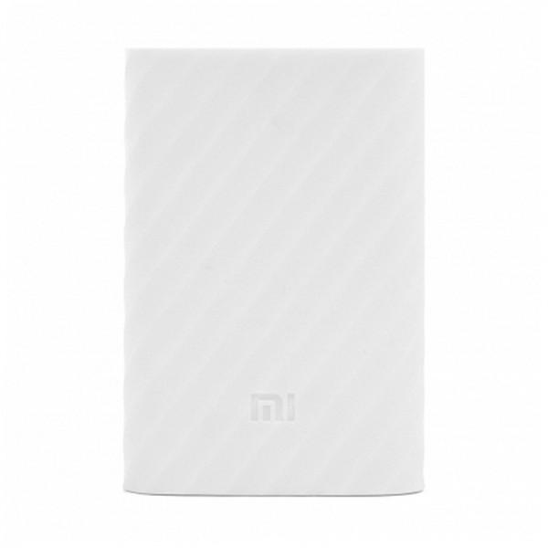 Чехол для Xiaomi Mi Power Bank 10000 бел...