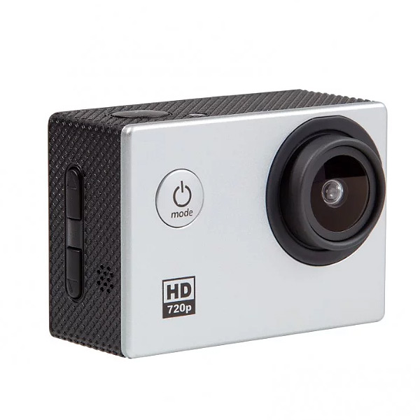 Экшн-камера Prolike HD (серебро)