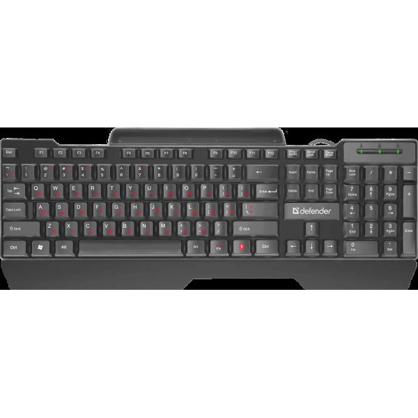Клавиатура Defender Search HB-790 (45790...