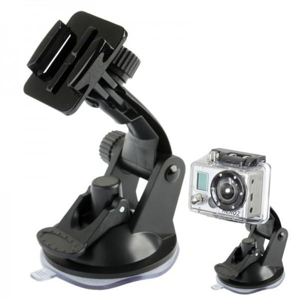 Крепление-присоска для камер GoPro регул...
