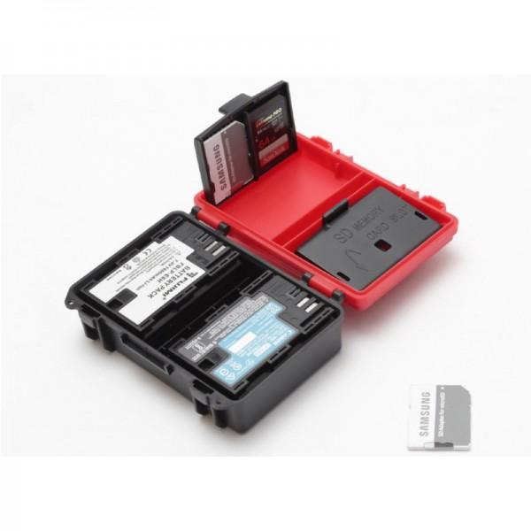 Кейс Fujimi FJ-BATBOX для батарей и карт...