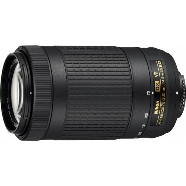 Объектив Nikon AF-P DX NIKKOR 70-300mm f...