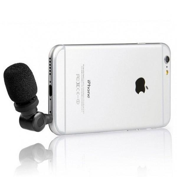 Микрофон Saramonic SmartMic для iPhone/i...