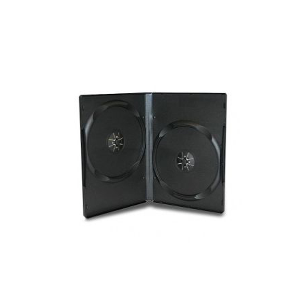 Футляр для 2CD 10 мм (черный)