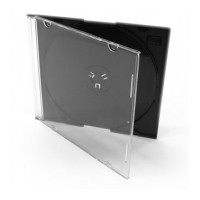 Футляр ST для 1CD 5mm Slim Black (BX000686)