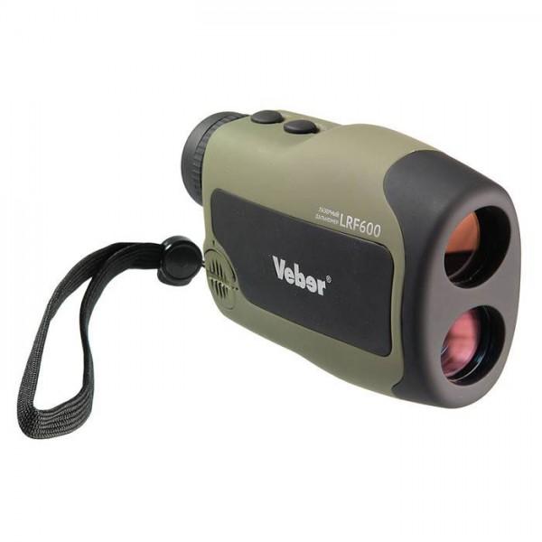 Лазерный дальномер Veber 6x25 LRF600 gre...