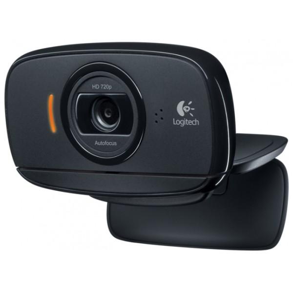 Веб-камера Logitech HD WebCam C525