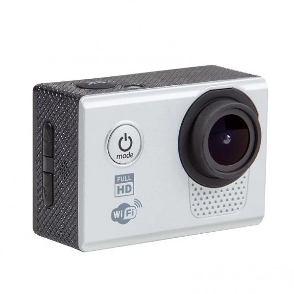 Экшн-камера Prolike FHD (серебро)