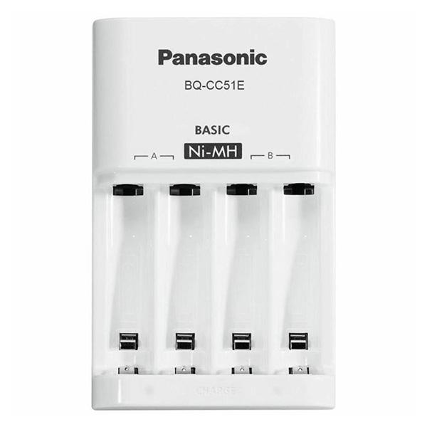 Зарядное устройство Panasonic Basic BQ-C...