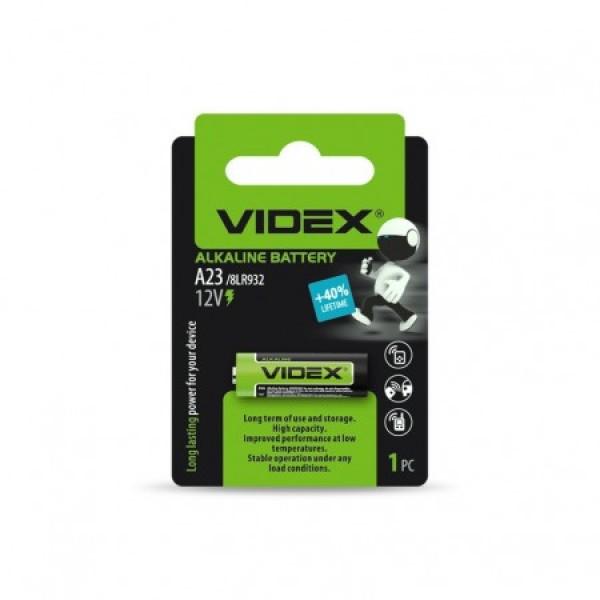 Элементы питания VIDEX A23/E23A 1BL (VID...