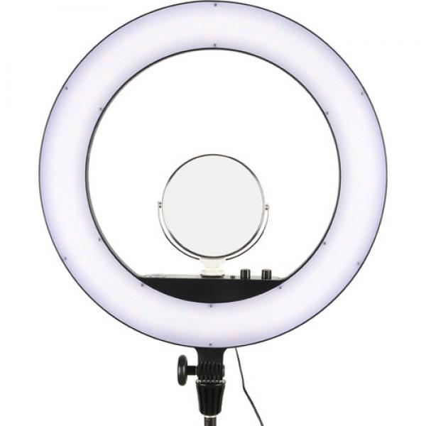 Кольцевой LED осветитель Godox LR160 Bi-...