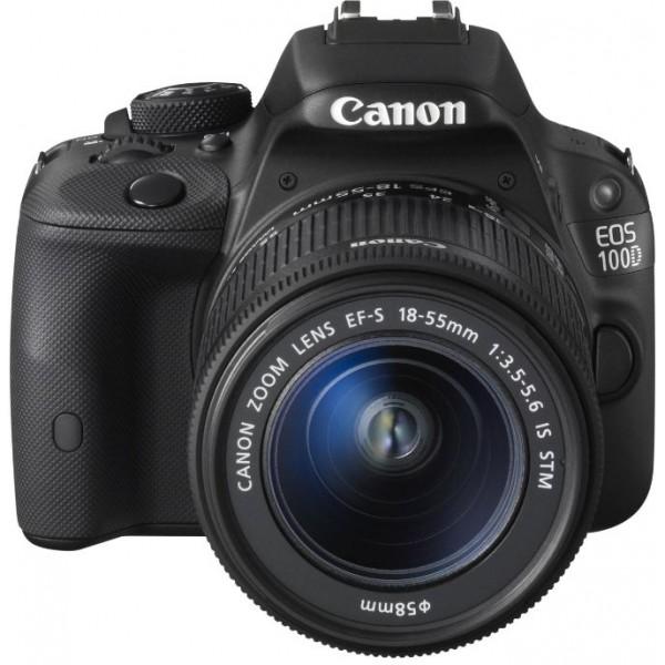 Зеркальный фотоаппарат Canon EOS 100D Ki...