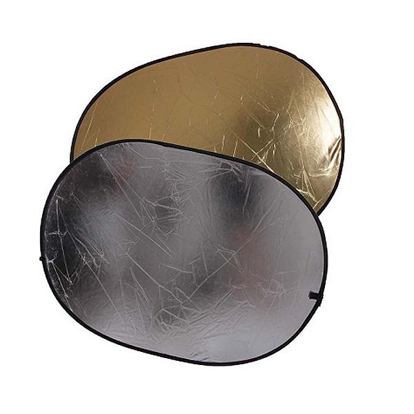 Отражатель FST RD-021GS 60х90 золото/сер...