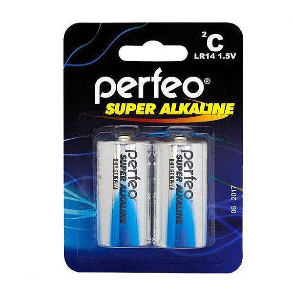 Элемент питания PERFEO C (LR14) Super Al...